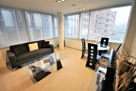 ONE PARK WEST, LIVERPOOL. 2 bedroom apartment for sale