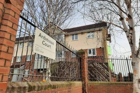 Ardrossan Court, Rossmere Way, Hartlepool, TS25. 2 bedroom flat