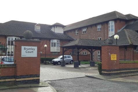 Bramley Court, Hartlepool, TS25. 1 bedroom flat