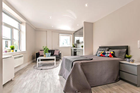 Six Bridge House Studios, City Centre. 1 bedroom apartment