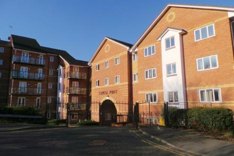Capital Point, Temple Place, RG1. 2 bedroom apartment
