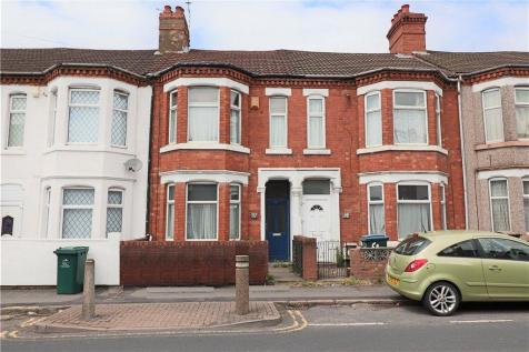 Widdrington Road, Coventry, West Midlands. 5 bedroom terraced house for sale