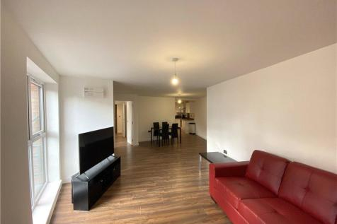 Kings Chambers, 49 Queens Road, Coventry. 2 bedroom apartment
