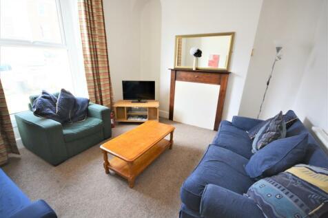 Brunswick Street, Brynmill, Swansea. 4 bedroom house