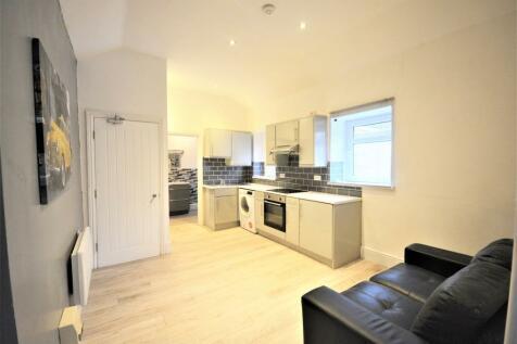 Cradock Street, City Centre, Swansea. 1 bedroom flat