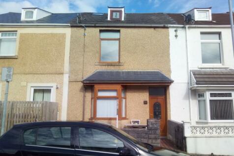 Richardson Street, Sandfields, Swansea. 5 bedroom house