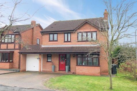 Riverside Close, Lickey End. Bromsgrove. 4 bedroom detached house