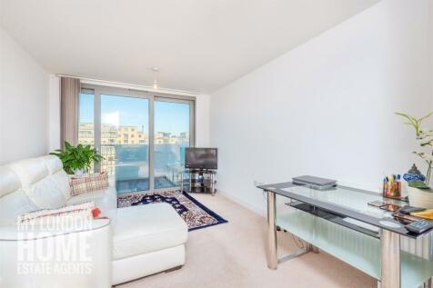 Parkside Court, 15 Booth Road, Royal Docks, E16. 1 bedroom apartment for sale
