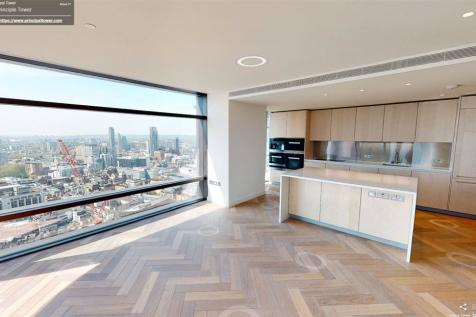 Principal Tower, 2 Principal Place, Worship Street, EC2A. 3 bedroom apartment for sale