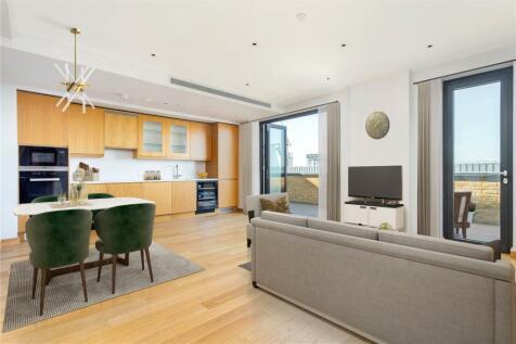 The Ram Quarter, Ram Street, Wandsworth, London, SW18. 3 bedroom duplex for sale