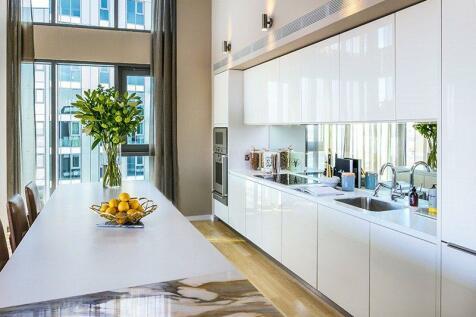 Riverside Quarter, Wandsworth, London, SW18. 3 bedroom penthouse for sale