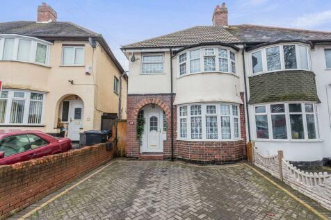 Derrydown Road, Birmingham. 3 bedroom semi-detached house
