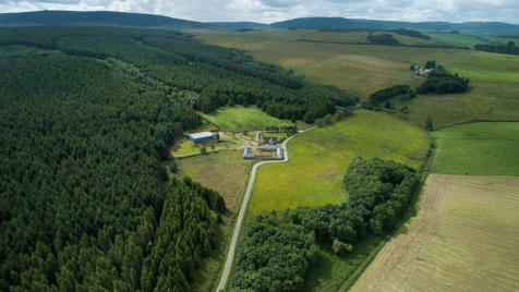 Drumblade, Huntly, AB54. 4 bedroom equestrian facility for sale