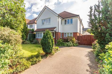 Glenair Avenue, Lower Parkstone, Poole, BH14. 4 bedroom detached house