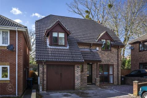 Cooke Road, Branksome, Poole, BH12. 4 bedroom detached house for sale