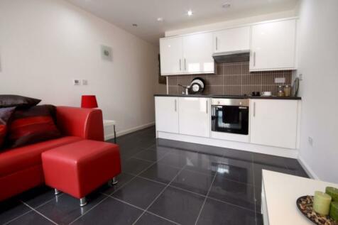 Richmond Square, Roath (1 bed) FF. 1 bedroom flat