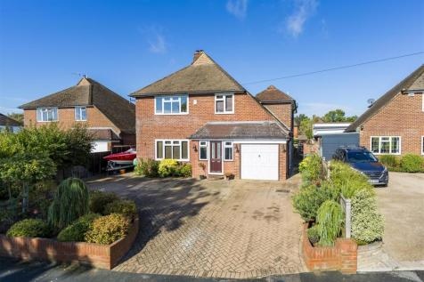 Exeter Close, Tonbridge. 4 bedroom detached house for sale