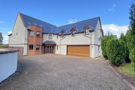 Imperial Way, Bothwell, Glasgow. 6 bedroom house for sale