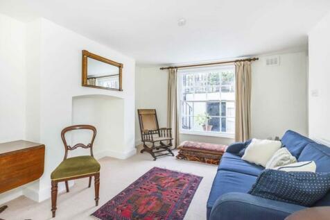 Stonefield Street, Barnsbury, N1. Studio flat