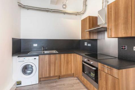 Kingsland Road, Haggerston, E2. 1 bedroom apartment