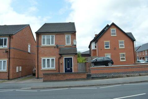 Hightown, Crewe. 3 bedroom detached house