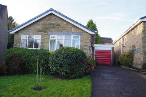 Central Park, Halifax. 2 bedroom detached bungalow