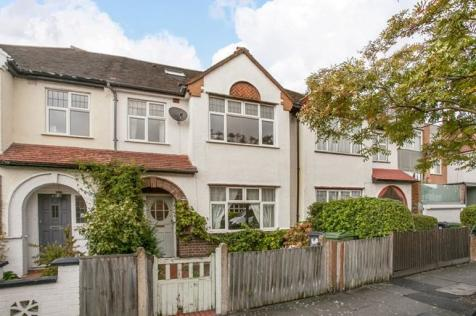 Glennie Road, West Norwood, London, SE27. 4 bedroom terraced house for sale