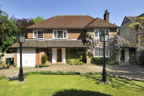 Withdean Road, Brighton, BN1. 4 bedroom detached house