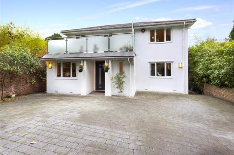 Dyke Road Place, Brighton, East Sussex, BN1. 4 bedroom detached house