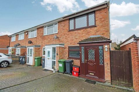 COPPICE ROAD, WHITNASH CV31 2JF. 2 bedroom terraced house
