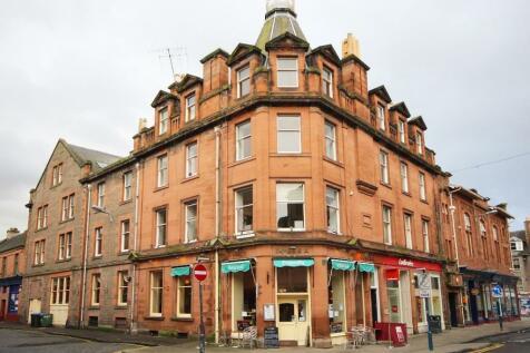 King Edward Street , Perth, Perthshire, PH1 5UT. 1 bedroom flat