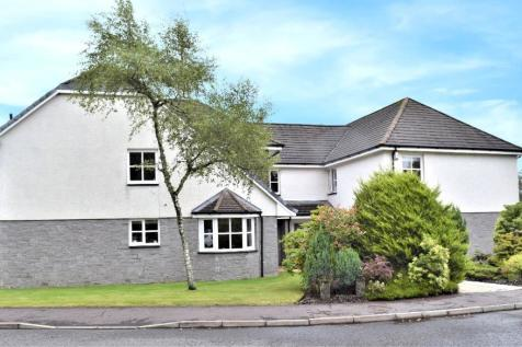 Windsor Gardens, Auchterarder, Perthshire , PH3 1QE. 3 bedroom apartment