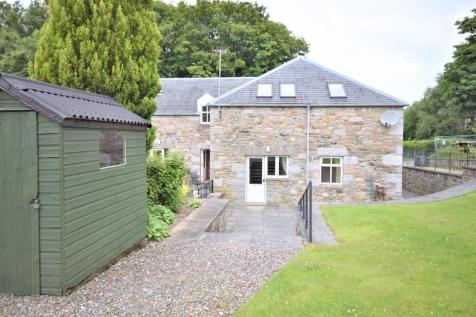 The Steadings, Donavourd, Perthshire, PH16 5JS. 4 bedroom apartment