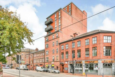 Morton Works, 94 West Street, Sheffield, South Yorkshire, S1. 2 bedroom flat for sale