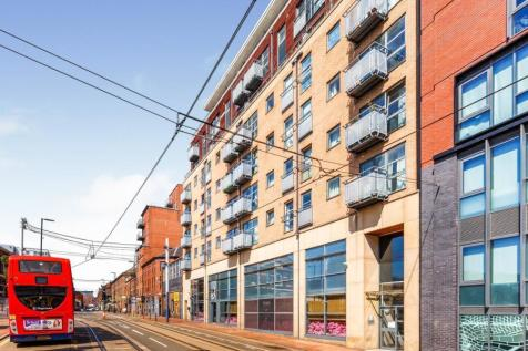 West Point, 58 West Street, Sheffield, South Yorkshire, S1. 2 bedroom flat