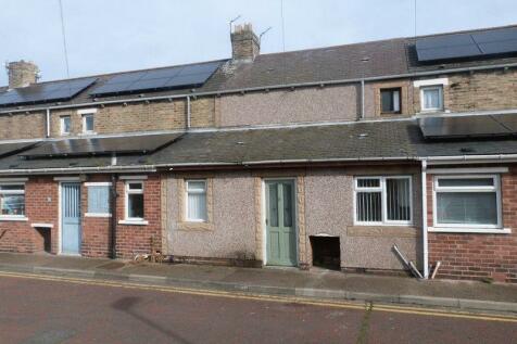 Chestnut Street, Ashington. 2 bedroom terraced house