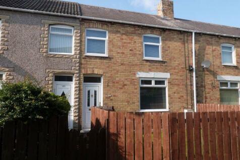 Beatrice Street, Ashington. 2 bedroom terraced house