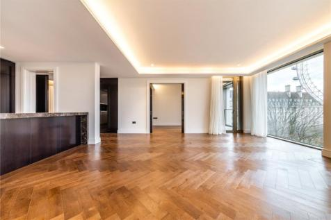 Belvedere Gardens, Southbank Place, Belvedere Road, London, SE1. 3 bedroom apartment for sale