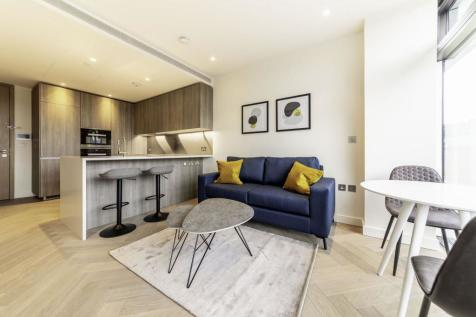 Principal Tower, 111-113 Worship Street, Liverpool street, London, EC2A. 1 bedroom apartment