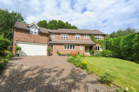 Whirlowdale Rise, Whirlow. 5 bedroom detached house