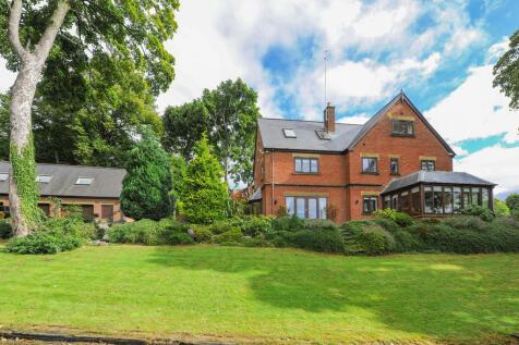 Brookhouse Hill, Fulwood. 7 bedroom detached house