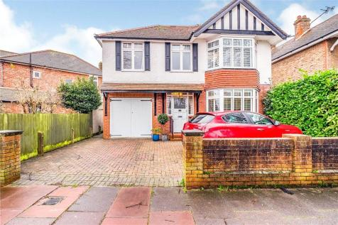 Browning Road, Worthing. 4 bedroom detached house for sale