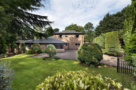 Little Aston Park Road, Little Aston. 5 bedroom detached house