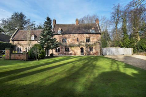 Moor Hall Drive, Four Oaks. 5 bedroom detached house for sale