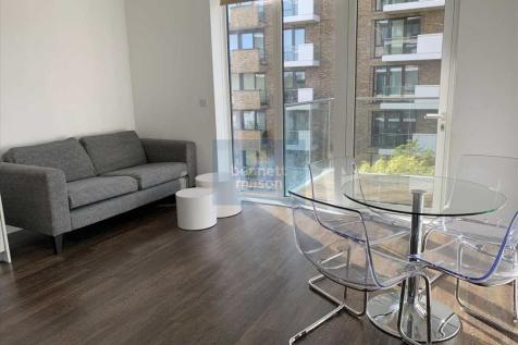 Compton House, Victory Parade, London. 1 bedroom apartment