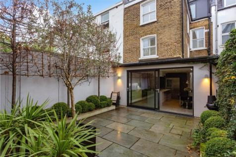 Percy Road, London, W12. 4 bedroom terraced house for sale