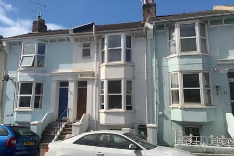 Yardley Street, Brighton. 4 bedroom terraced house