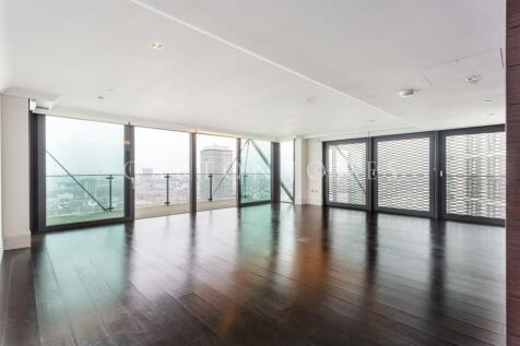 Merano Residences, 30 Albert Embankment, Nine Elms, London SE1. 2 bedroom duplex for sale