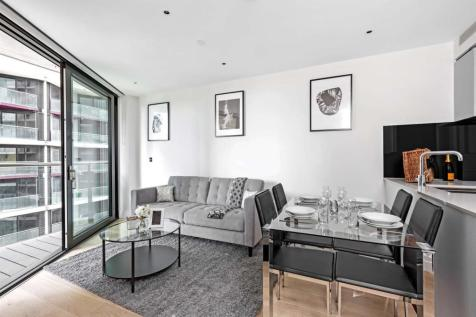 4 Riverlight Quay, Nine Elms, SW11. 2 bedroom flat