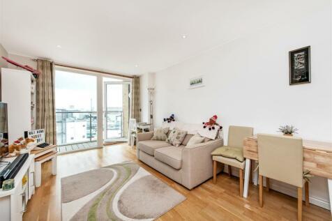 Viridian Apartments, Nine Elms, SE1. 2 bedroom flat